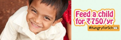 Make your birthday extra special by gifting a child education