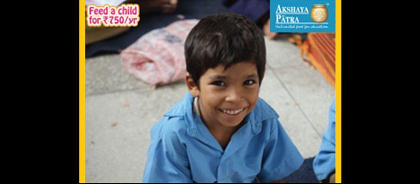 Inspiring children who are #HungryForSchool