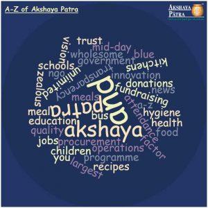 Akshaya Patra A to Z