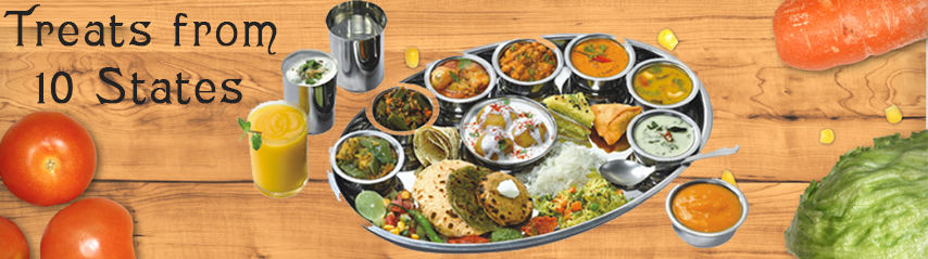 10 states of Akshaya Patra Banner