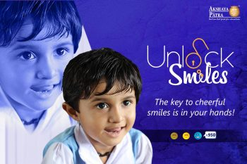 UnlockSmilesbyAkshayaPatra