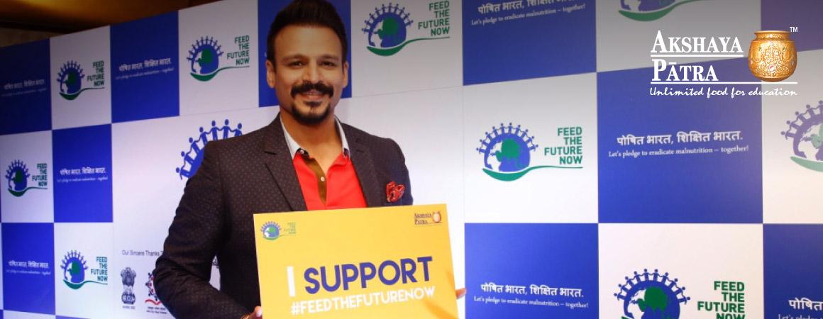 Vivek Oberoi supports