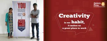 Akshaya Patra NGO Interns