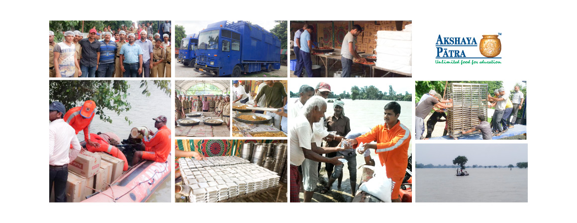 Gorakhpur Flood Relief