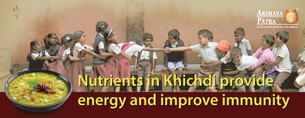 Nutrients in Khichdi