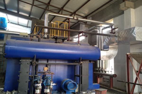 COMBLOCK Boiler