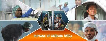 Akshaya Patra Kitchen Employees