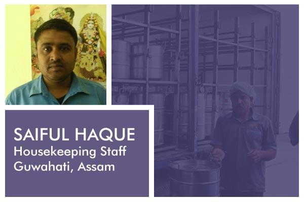 Saiful-Haque