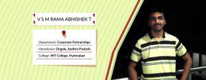 Abhishek – Intern at Akshaya Patra