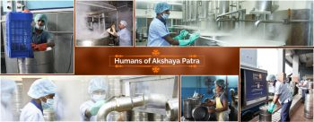 Humans of Akshaya Patra