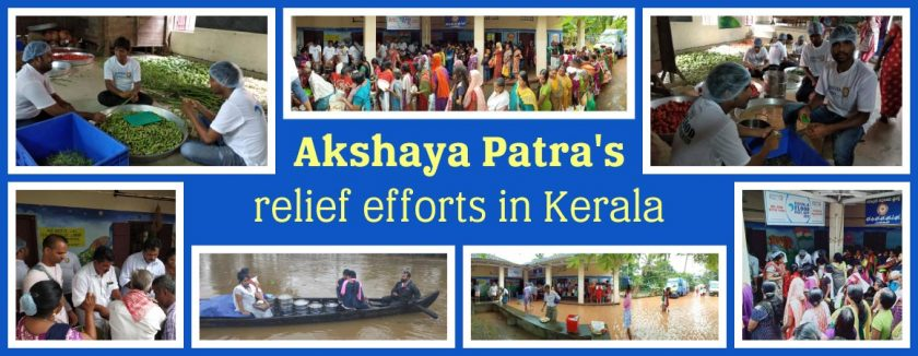 Akshaya Patra Flood Relief
