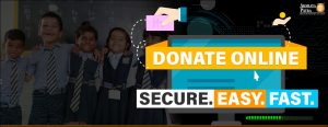 online donations