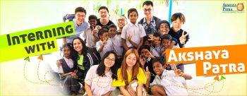 interns of akshaya patra