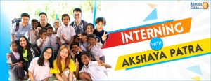 akshaya patra interns