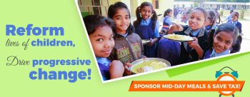 Sponsor mid-day meals in delhi ngo