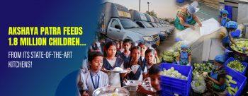 Akshaya patra kitchens