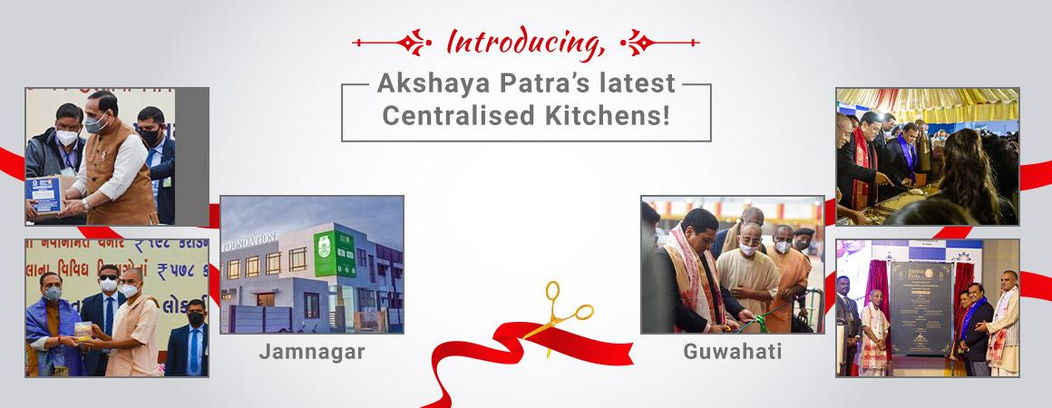 centralised kitchens