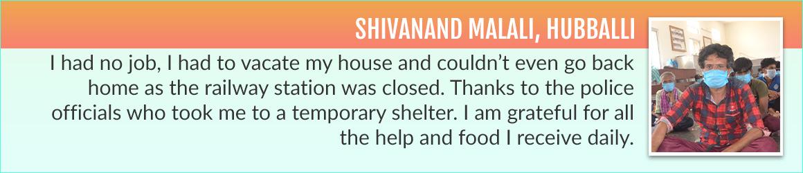 Shivanand Malal-Hubballi