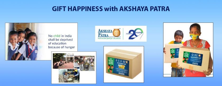 happiness kits programme
